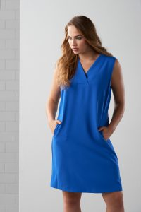 Maxima fashion jurk grote maat