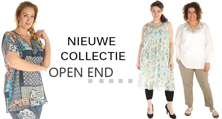 Open End nieuwe collectie lente/zomer 2017