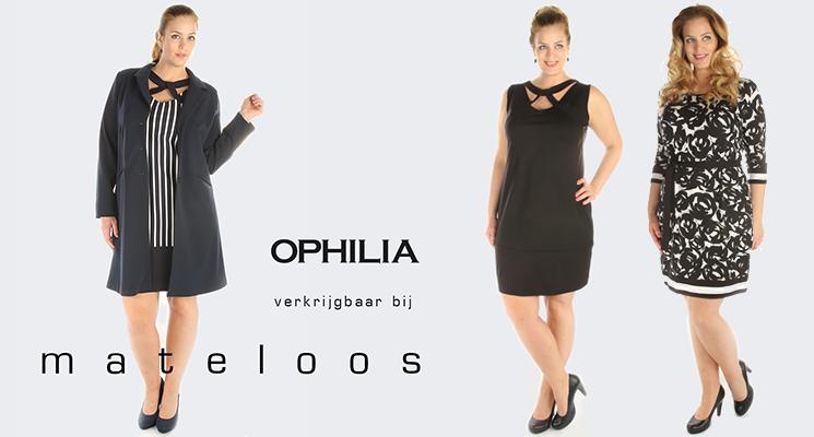 De nieuwe zakelijke collectie van Ophilia