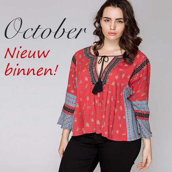 Blouse October