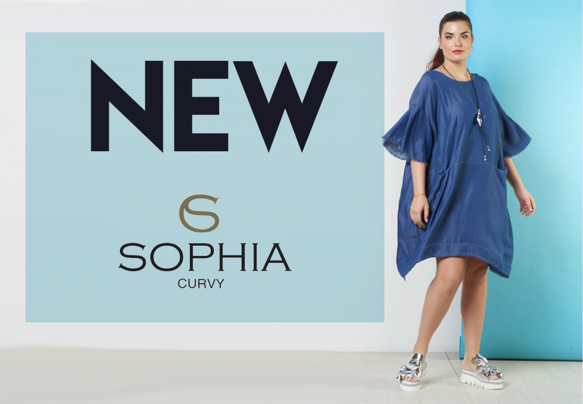 Sophia Curvy, fashion voor iedere vrouw!