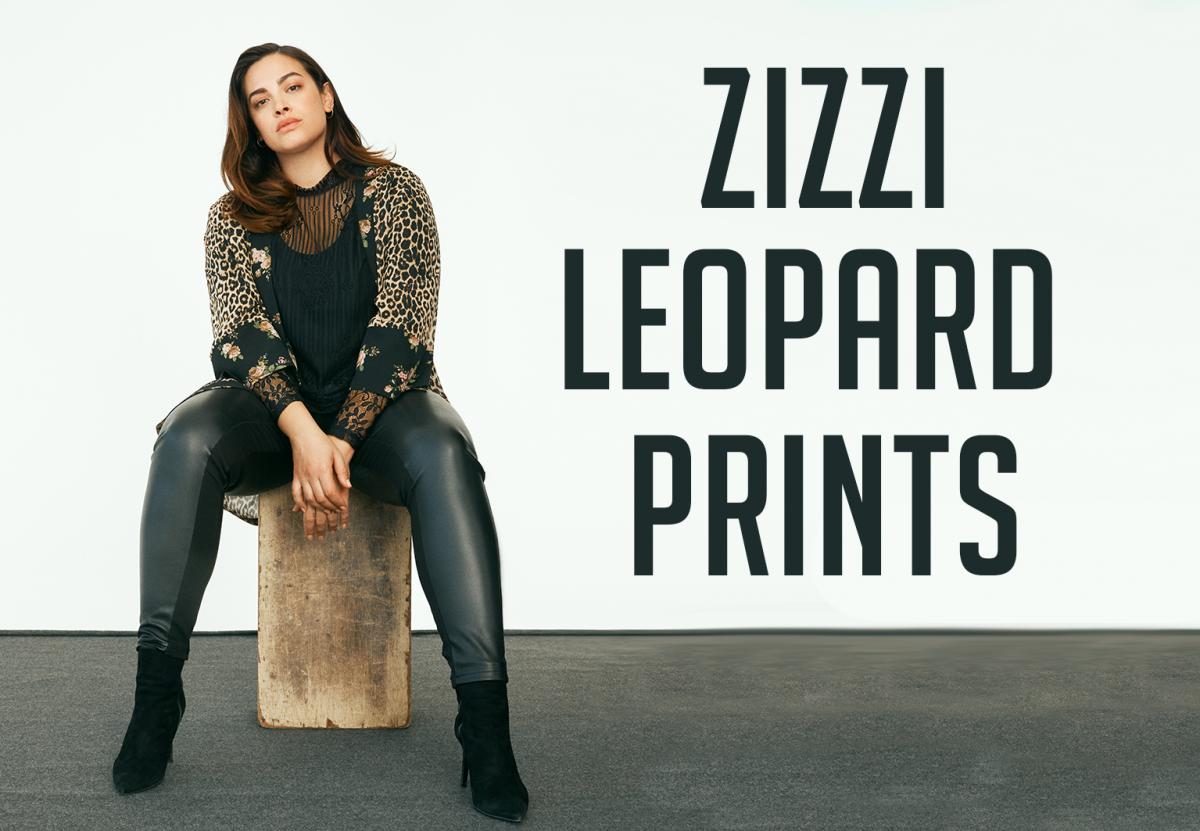 Leopard prints van Zizzi, een echte musthave!