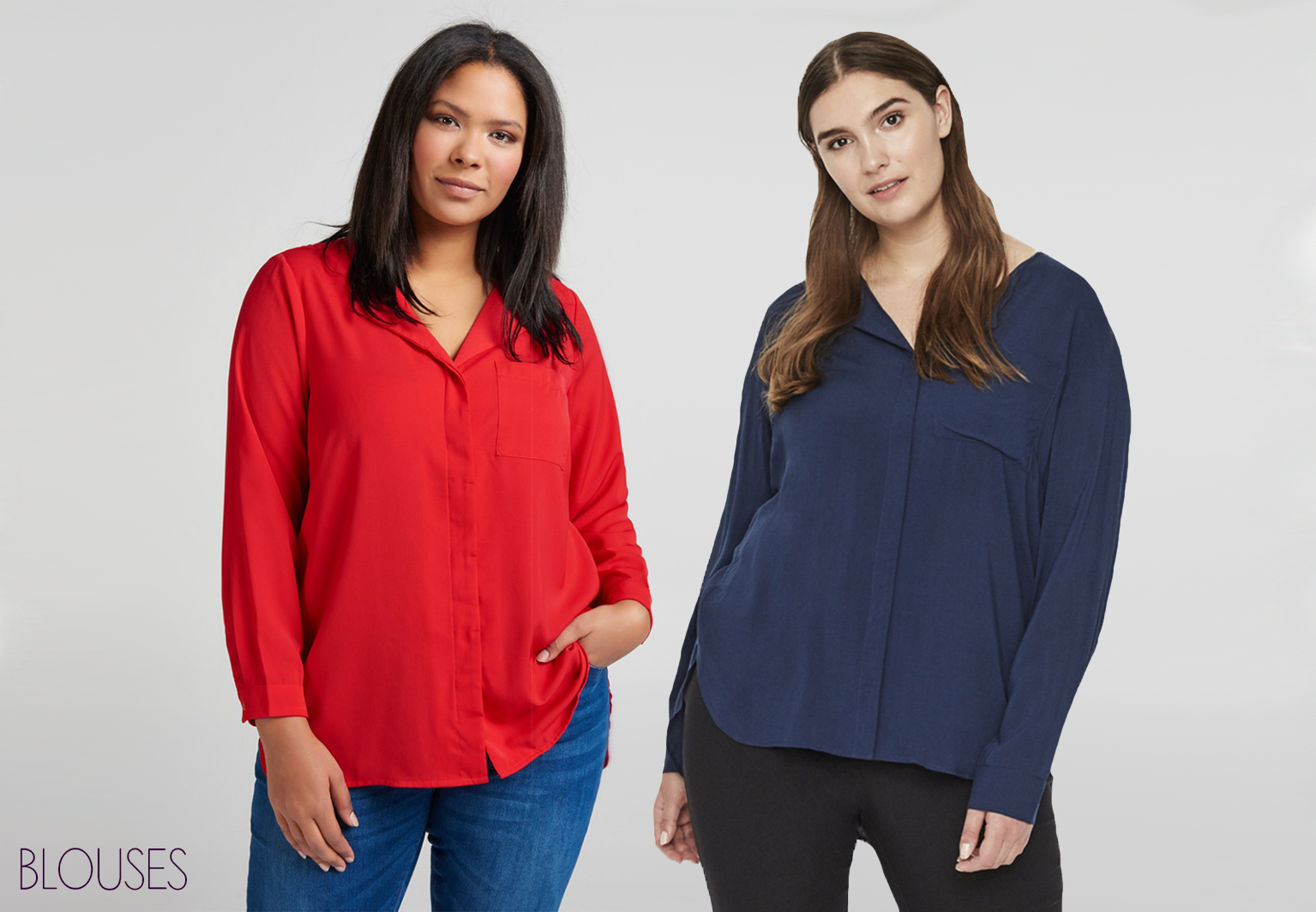 grote maten mode collectie 2019 blouses