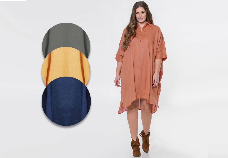 Mat Fashion linnen kleding