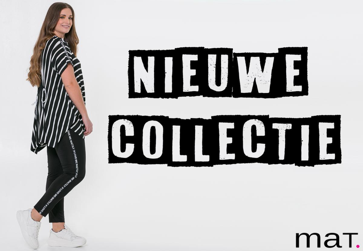 Mat Fashion: de nieuwe collectie voor voorjaar 2019!