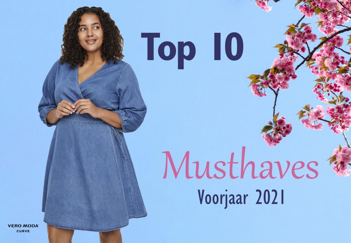 Top 10 Musthaves Voor het Voorjaar 2021